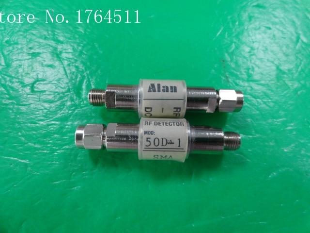 [BELLA] RF Coaxial Detector ALAN 50D-1 100KHz-2.5GHz SMA