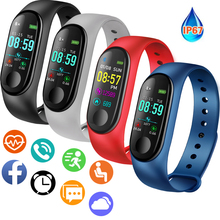 BANGWEI Smart Sport Watch IP67 Waterproof Blood Pressure Heart Rate Monitoring Pedometer Men For Android iOS