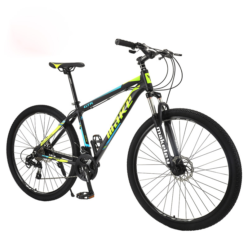 "Mountain Bike MAKE 26""/27.5""/29"" 24 Speed Disc Brakes Aluminium Frame"