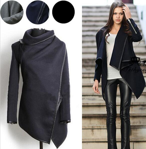 Fashion New 2015 winter woolen women's spring coat women jacket ...