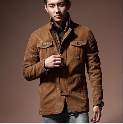 Aliexpress.com : Buy New Winter 2015 ZA Fashion Brand Leather ...