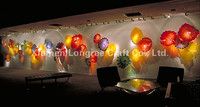 Fashionable Design Decorative Fancy Glass Plates