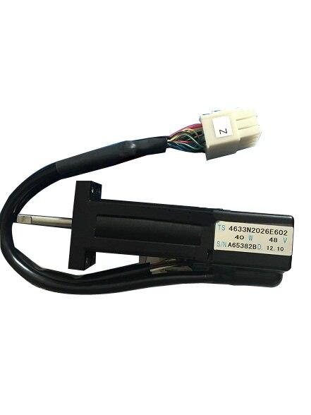Smt Motor JUKI 2050 2060 Z Axis Motor 40003253 TS4633N2026E602 Genuine new brand new juki 2050 2060 2070 2080 feeder belt 40000864