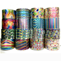 Nieuwe 1 Roll Nail Art Transfer Folie Sticker Papier DIY Schoonheid Polish Ontwerp Diverse Stijlen Nail Decoratie Gereedschap