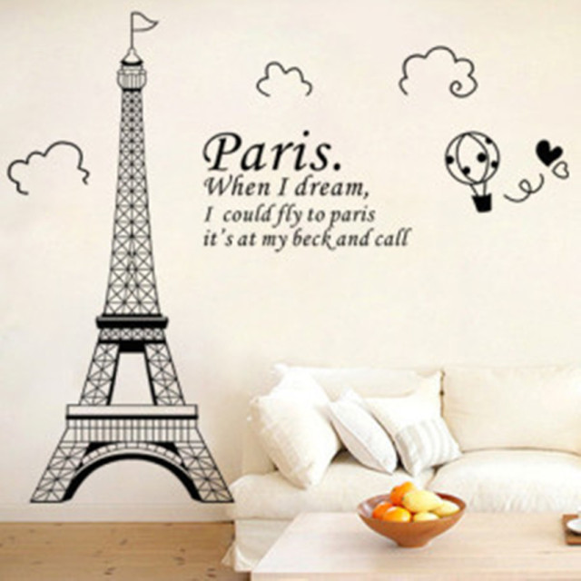 Free Shipping Personalized Bedroom Wall Decals Wall Stickers