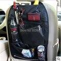 59 * 40 см высокое качество автомобилей автомобиля заднем сиденье сумку для хранения нескольких карманный организатор вешалка обладатель кубка автоаксессуары