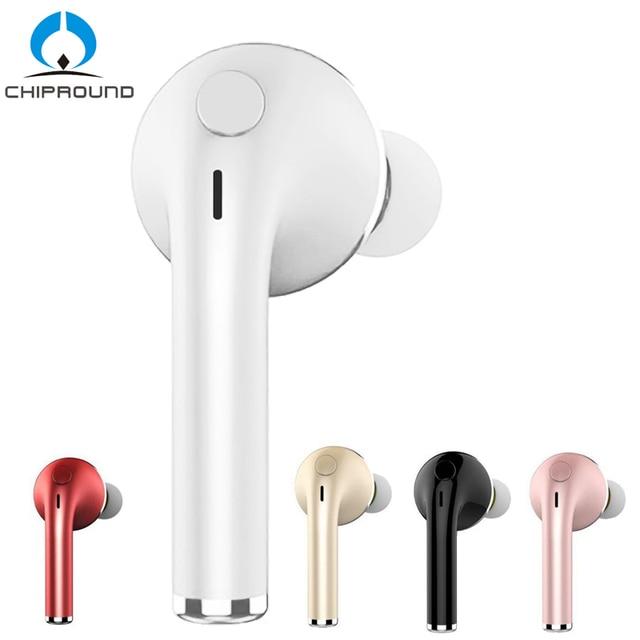 mini bluetooth couteur sans fil avec microphone musique sport casque universel pour iphone 8 8. Black Bedroom Furniture Sets. Home Design Ideas