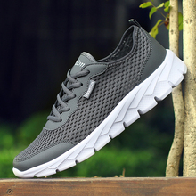 Men And Women Sports Shoes 2019 New Breathable Outdoor Summer Lace Mesh Casual Comfortable