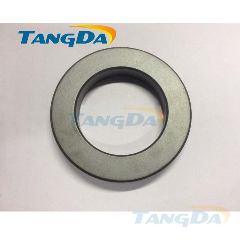 Tangda T CORE RH CORE toroidal cores OD*ID*HT 102*65*16 mm Anti-interference Ferrite core large toroidal transformer 32mm inner diameter ferrite core as200 125a black