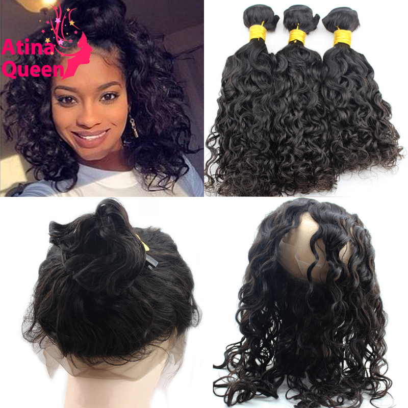 Buy 360 Lace Frontal With Bundle With