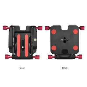 Image 3 - AndoerอลูมิเนียมZ Flexเอียงขาตั้งกล้องพับQuick Releaseแผ่นกล้องHeadสำหรับCanon Nikon Sony DSLR stabilizer