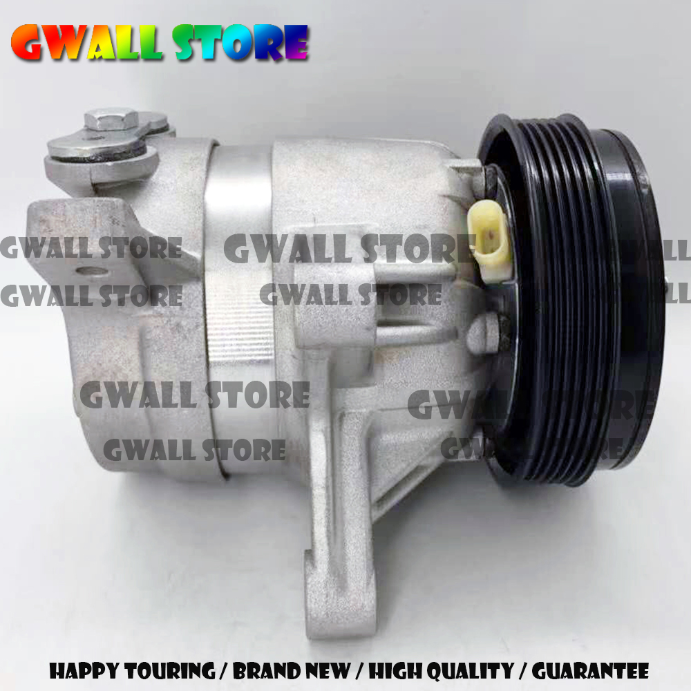 US $130 0 |Ac Compressor For Delphi V5 For Holden Commodore VT VX VY For  Monaro Holden Statesman 1135465 1135257-in Air-conditioning Installation  from