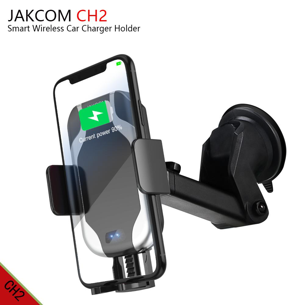 JAKCOM CH2 Smart Wireless Car Charger Holder Hot sale in Chargers as data show hoverbord liitokala