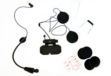 Easy Rider Audio Mic Kit for Original Vimoto V8 Helmet Intercom Headset Base Microphone Accessories