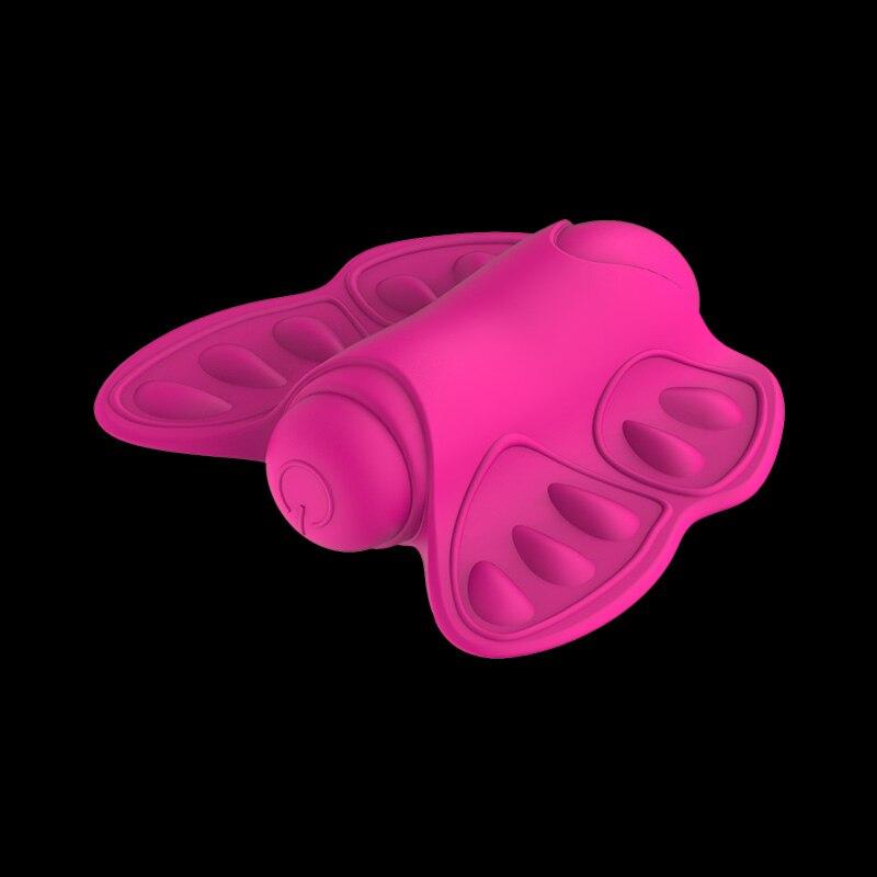 Nalone Silicone Mini Butterfly Vibrator Clitoral -3444
