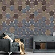 Modern abstract geometric minimalist background wall professional production mural custom photo wallpaper