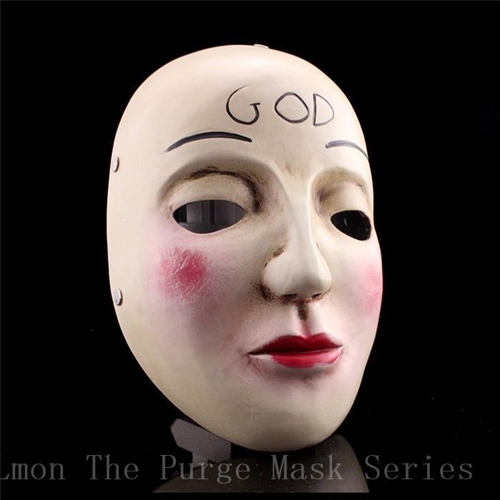 ⑥Envío Gratis resina la purga anarquía (Dios máscara) movie Fancy ...