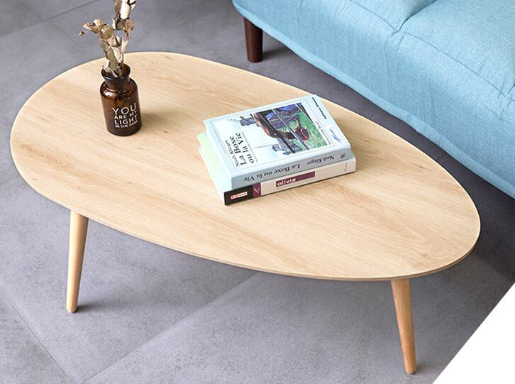 Us 89 0 Small Mid Century Modern Coffee Tables For Living Room Contemporary Low Wood Center Sofa Table Wooden Furniture Side End In