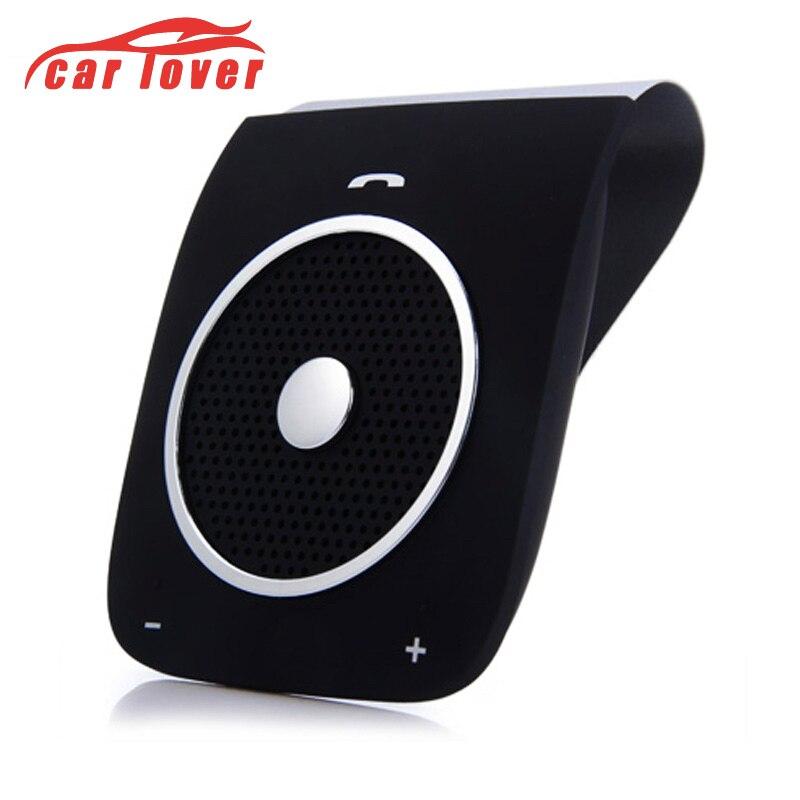 Аудио приемник козырек от солнца громкой связи BT18 Bluetooth автомобильный комплект громкой связи Беспроводной Bluetooth fm-передатчик Беспроводной ...