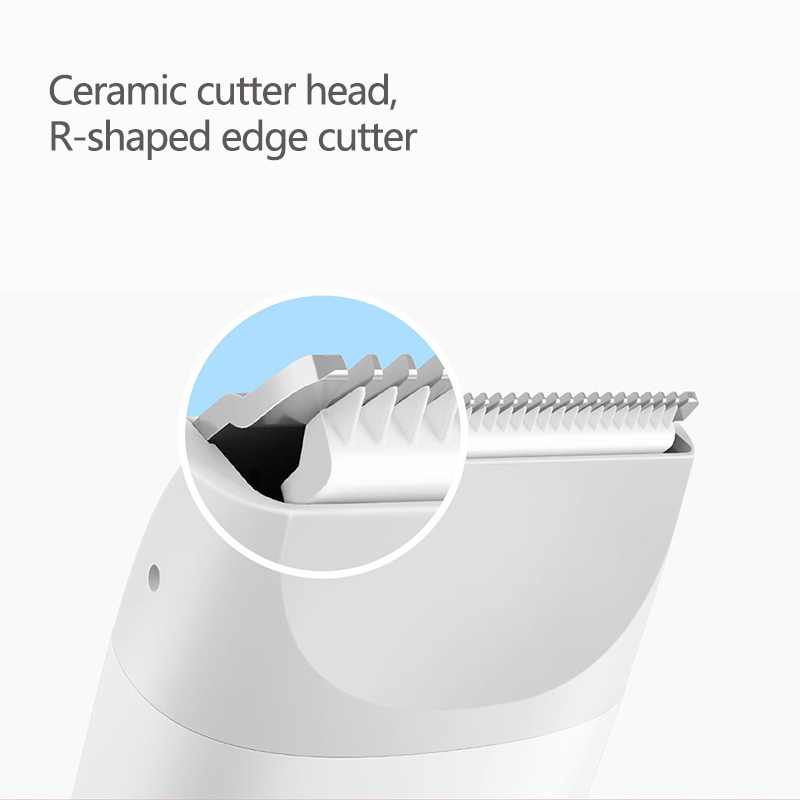 Image 4 - Xiaomi Professional Electric Hair Trimmer Rechargeable Men Beard Hair Clipper Cordless IPX7 Waterproof Hair Cutting Machine-in Hair Trimmers from Home Appliances
