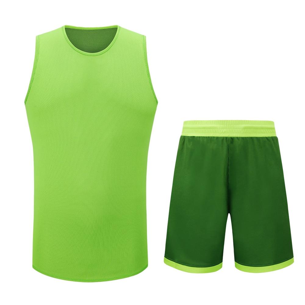 sanheng reversible basketball jersey set16