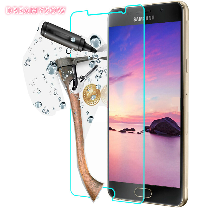 Transparent Screen Protector High Protective For Samsung J1 J3 J5 J7 Film Tempered Glass For Samsung Galaxy A3 A5 A7 A3100 2016