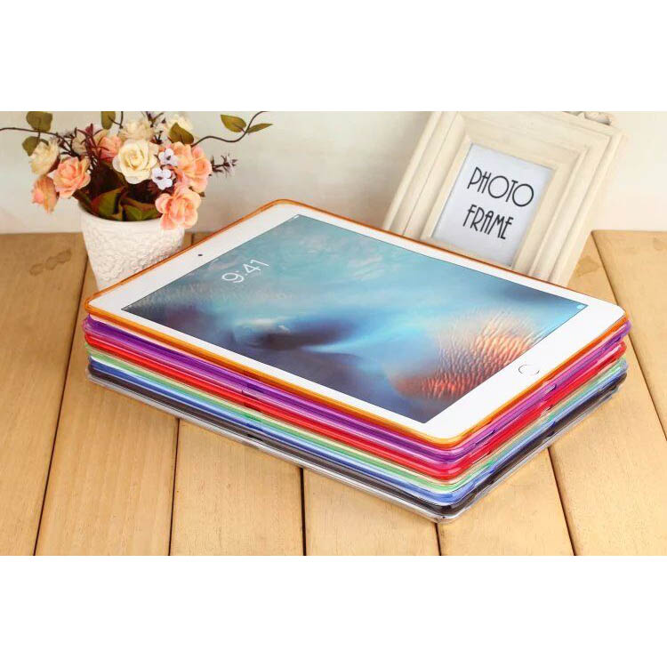 Sweety Tpu Soft Back Cover For Ipadpro 12.9 Inch Tablet Full Protective Silica Gel Case