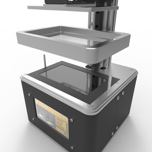 Innovative Multifunction Easy-to-Use High Precision 3D Printer