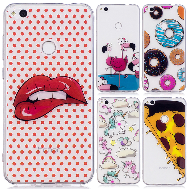 coque silicone huawei p8