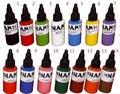 Tattoo ink kit 14 colors C132 tattoo pigment set 30ML 1OZ free shipping