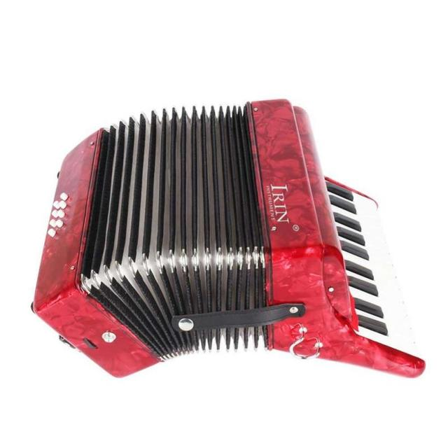 Professional Maple Wood Bass Accordion