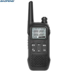 Image 5 - 2 Pcs Baofeng BF U9 8W Mini Walkie Talkie Usb Carica Veloce Uhf 400 470 Mhz Ham Cb Portatile radio Uv 5r Uv5r Woki Toki