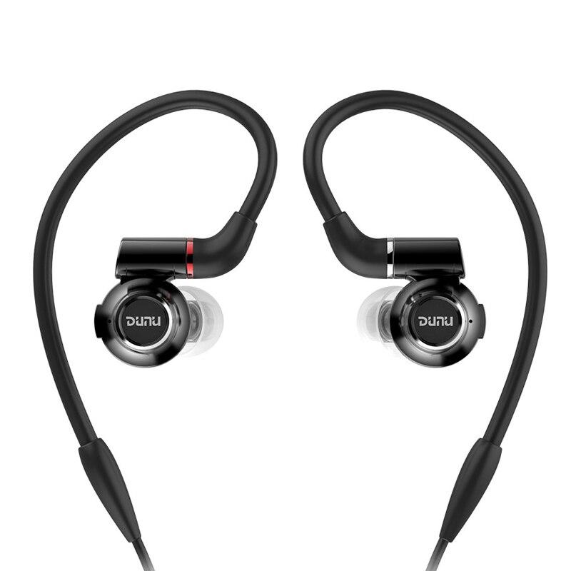 DUNU DK-3001 DK3001 Hi-Res Knowles Top Audio Driver Balanced Armature 3BA + Dinamico Hybrid Driver 4 Connettore MMCX HIFI Auricolare
