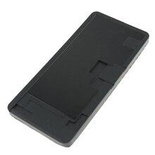 Высокоточный для восстановления ЖК-дисплея форма для iPhone XR XS Max ламинирование без сложения гибкий кабель резиновый коврик для iPhone X пресс-формы