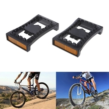все цены на QILEJVS Bicycle Flat Cleat Pedal For M520 M540 M780 MTB Mountain Bike Automatic Non-slip Pedals