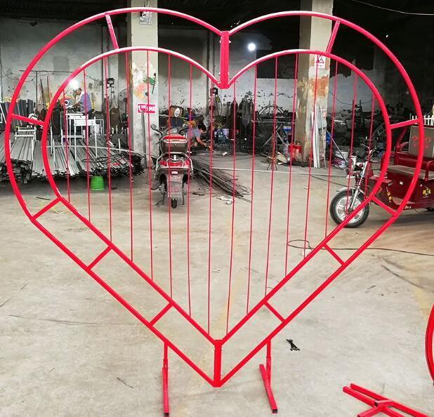 Wedding Truss Arch Love