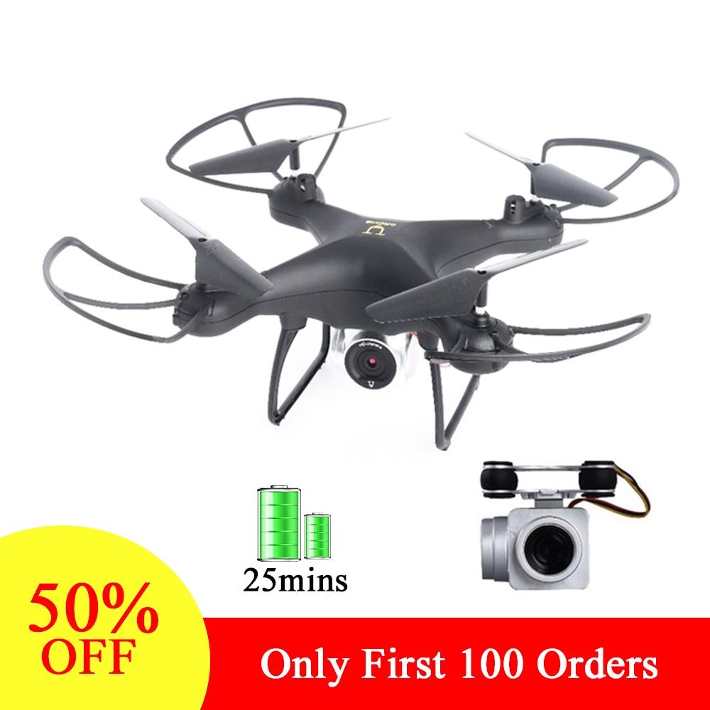 Drone con la Macchina Fotografica di WiFi in tempo Reale di Trasmissione FPV Quadcopter HD Macchina Fotografica Dron 2.4g 4CH RC Helicopter VS XS809HW h37
