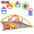 Becky 2016 nova alta qualidade educação bebê tapetes de jogo crianças formação Cramling almofadas caráter Mats criança brinquedo do presente do bebê