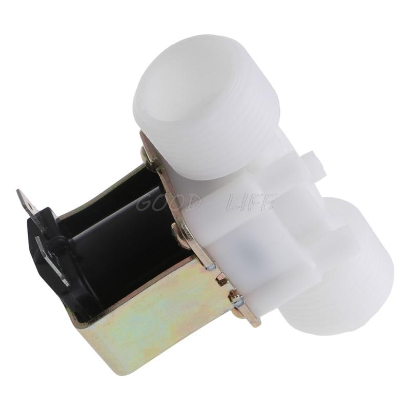 Heimwerker 3/4 ac 220 V Pp N/c Elektrische Magnetventil Wasser Control Umsteller Gerät Rabatte Verkauf Ventil