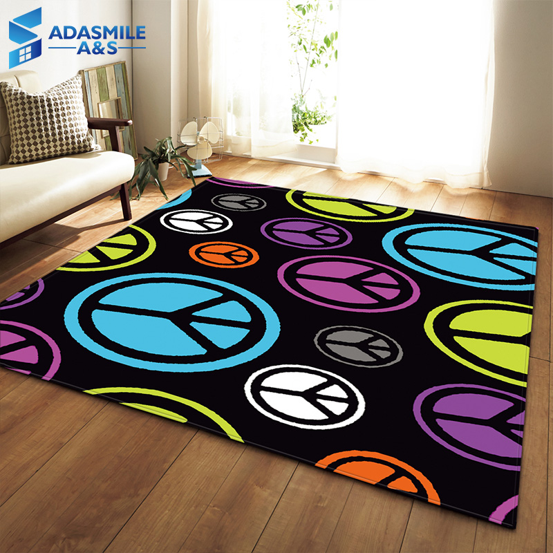 Colorful Kids Rooms: Aliexpress.com : Buy Modern Colorful Rug Bedroom Kids Room