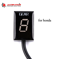 Alconstar Ecu Plug Mount 6 Speed Gear Display Indicator 1 6 Level Gear Indicator Fit For