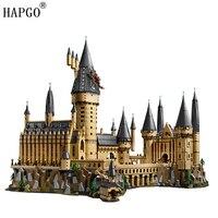 Шт. 6742 шт. Гарри Поттер Коллекционная Хогвартс замок Совместимость Legoingly Гарри Поттер 71043 Buliding блоки игрушки для детей Подарки
