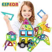 79 шт. большой размер магнитные Строительные кирпичи строительные блоки набор магнитов развивающие игрушки магнитные блоки составные игрушки Набор 3D головоломка