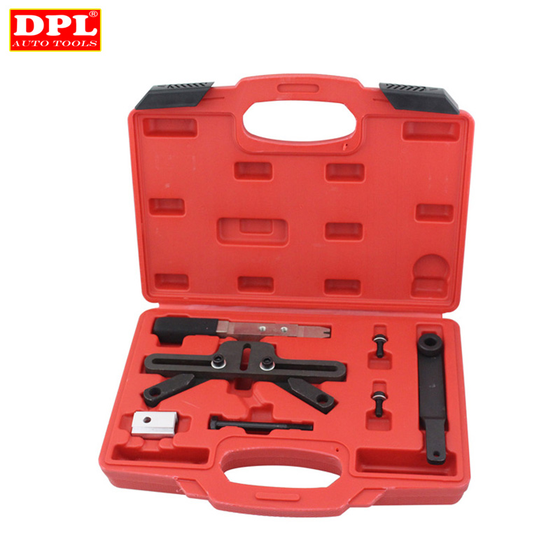 Petrol Engine Flywheel Diesel Holding Tool For BMW Mini M47T2/M57T2/M57TU/M67/N43/N45/N46/N47/N51/N52/N53/N54 Chain Drive ST0224 newest engine timing tool chain removal installation camshaft locking cars auto engine repair set for bmw n51 n52 n53 n54 e81