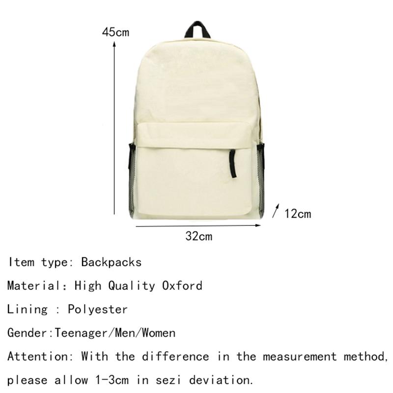Bleach Travel Backpack