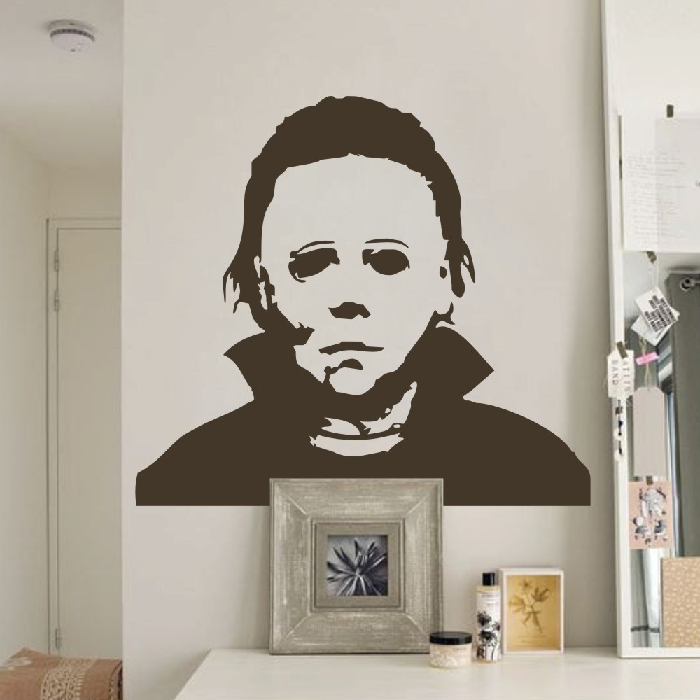 From Halloween Michael Myers Stencil