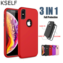 Case on For iPhone 6S Plus XR 6 7 8 X XS MAX Solid Colors Cover 5S Candy Silicone iphone