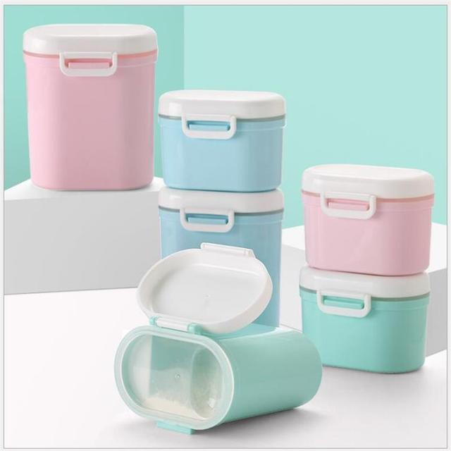 Multilayer Baby Powder Dispenser
