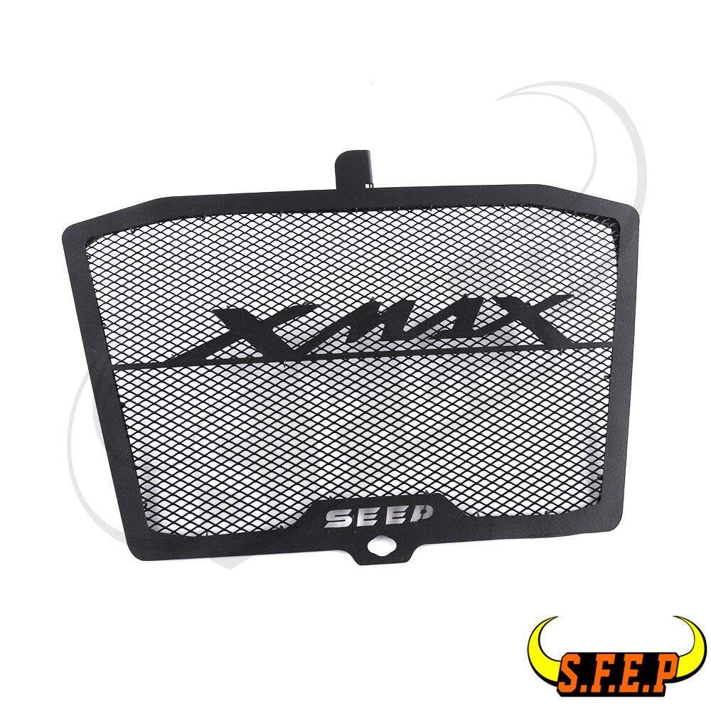 Motorcycle CNC Water Tank Guard Radiator Cover For Yamaha XMAX250 XMAX300 XMAX 250 300 2017-2018