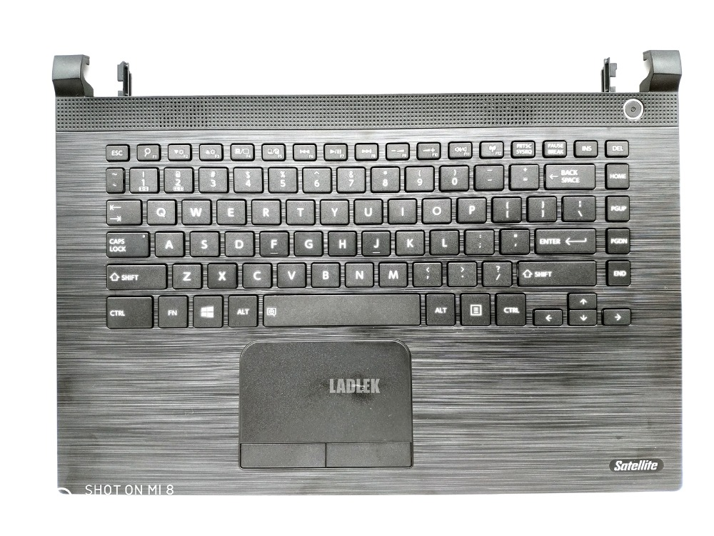US keyboard for Toshiba Satellite CL45-C AM1D7000300 K000894090 MP-13R63US-6982